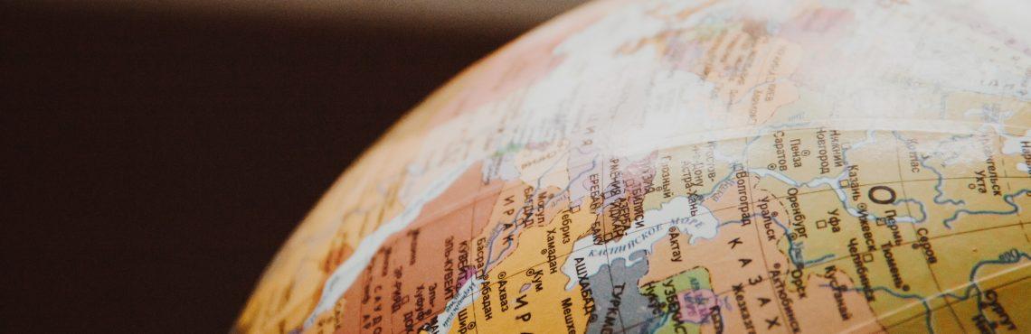 Globe, Map, Location